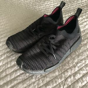 Adidas NMD Primeknit Triple Black